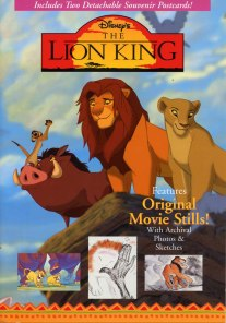 Books_LionKing_book